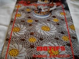 Crochet Motifs  - $5.00