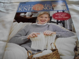 I Can't Believe I'm Knitting! - $7.00