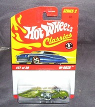 Hot Wheels Classics W-Oozie #27 of 30 LIME GREEN Diecast Series 2 - $4.96