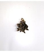 Beau Coup Jewelry, Gold Tone,  Magnolia Flower ... - $10.00