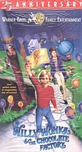 Willy Wonka & The Chocolate Factory (VHS Video) - $7.00
