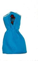 1981 Barbie 3637 Best Buy Turquoise Halter Sun Dress - $5.95