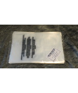 """100 2 mil 6"""" x 9""""  CLEAR Suffocation Warning Flat Poly Bags - Free Shipping - $10.84"""