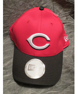 Cincinnati Reds Baseball Cap New Era Adjustable - $19.79