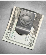 Men's Harley Davidson Skull Money Clip - $26.73