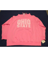 Women's Ohio State University Pullover Size XL Pink - $57.92