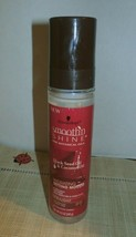 Smooth 'N Shine Black Seed & Coconut Oil Straight Hydrating Setting Mousse 8.5oz - $9.89