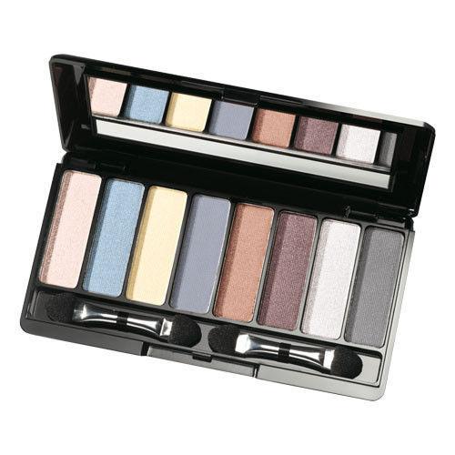 Avon True Colour 8-in-1 Eyeshadow Palette Metallics Brand new boxed  mirror - $12.86