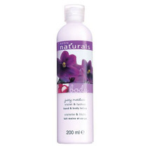 Avon Naturals Violet & Lychee Body Lotion 200 ml  New Discontinued - $5.45