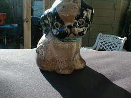 HUBLEY DRAYTON PUPPO CAST IRON PUP/DOG BANK - $250.00