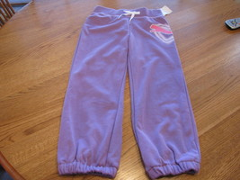 Puma girls active Capri pants S small youth Purple PGS17355 NWT^^ - $11.13