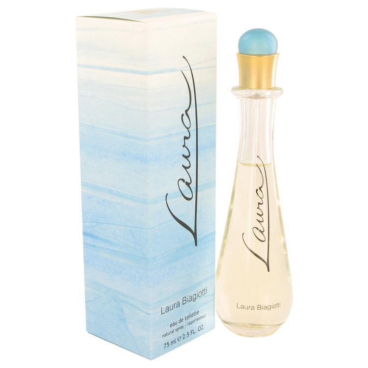 Primary image for Laura by Laura Biagiotti Eau De Toilette Spray 2.5 oz Great price and 100% authe