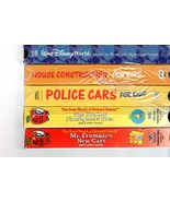 Children's Videos (VHS) 5 Differe-Disney, Cignar, & Hard Hat Harrys - $9.75