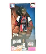Barbie African American Licensed NBA Houston Rockets in NBA Uniform '98 - NEW - $65.00