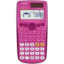CASIO FX-300ESPLUS-PK Fraction and Scientific Calculator (Pink) - $31.19