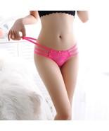 Hot Women Sexy G-String Thongs Fashion Intimate... - $1.80