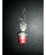 C&K Key switch A126 - $9.95