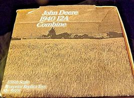 John Deere Collector's Edition 1940 12A CombineAA18-JD0007 image 8