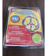 Melty Beads Color Zone 225 Pieces And Pegboard Multiple Colors Craft Chi... - $6.15