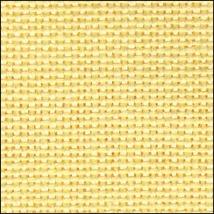 20ct Yellow Cork Linen 18x27 cross stitch fabric Zweigart  - $18.00