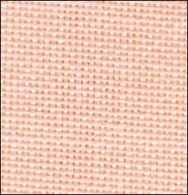 20ct Apricot Cork Linen 36x55 cross stitch fabric Zweigart  - $72.00