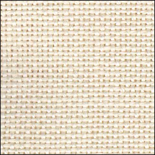 Primary image for 20ct Cream Cork Linen 36x27 cross stitch fabric Zweigart