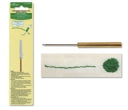 Punch Needle Single Ply Needle refill Clover Manufacturing  - $7.00