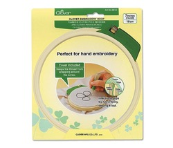 "Punch Needle 7"" Hoop cross stitch embroidery Clover Manufacturing  - $11.25"