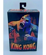 NECA Ultimate King Kong Illustrated Action Figure (42748) - $39.59