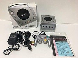 Nintendo Gamecube Console Silver Manufacturer end of production Boxed Rare - $185.55