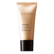 AVON  Ideal Shade Light Make-up Creamy natural 30 ml New boxed - $9.89