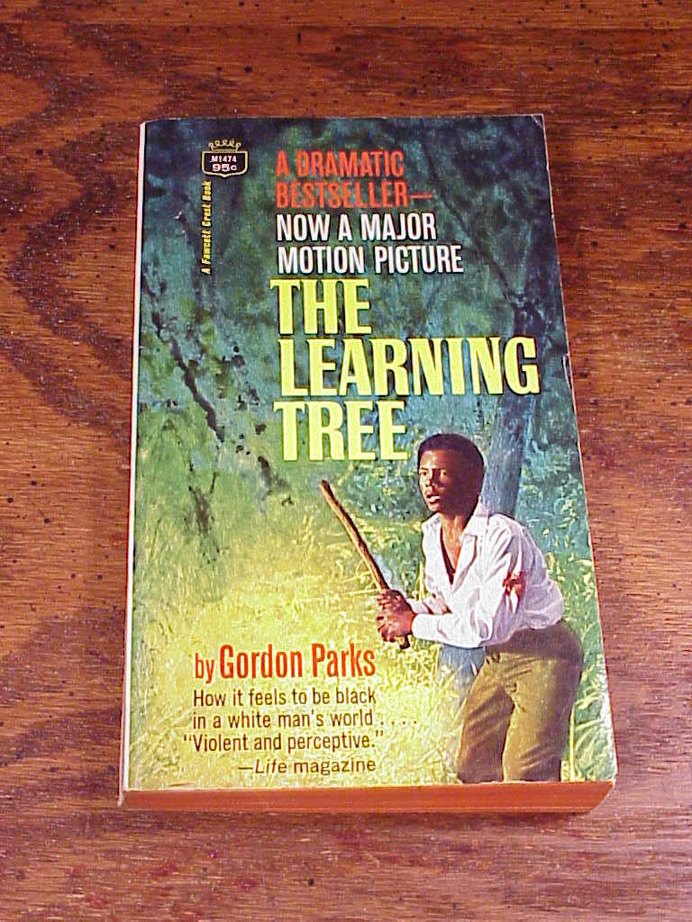 an analysis of the character in the learning tree by gordon parks The learning tree - as an african-american teen in small-town kansas in the 1920s, newt winger (kyle johnson) largely shrugs off the racial prejudice.