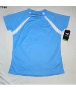 Pony Interiors Size Womens Medium Baby Blue Sports Shirt NWT - $17.99