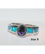 Opal Fashion Ring Free Shipping - $20.00
