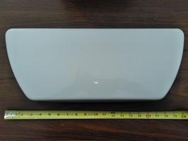 """8KK24 Toilet Tank Lid: Kohler K84591, White, 19-5/8"""" X 8-1/4"""" Overall, Very Good - $54.33"""