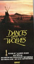 Dances With Wolves  (VHS Video Movie) - $7.00