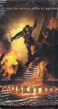 Musketeer (VHS Video) - $7.00