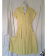 Audrey Hepburn Style Homemade Dress - $30.00