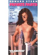 Howard Stern Private Parts (VHS Video ) - $3.95