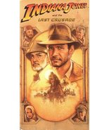 Indiana Jones  And The Last Crusade (VHS Video) - $3.95