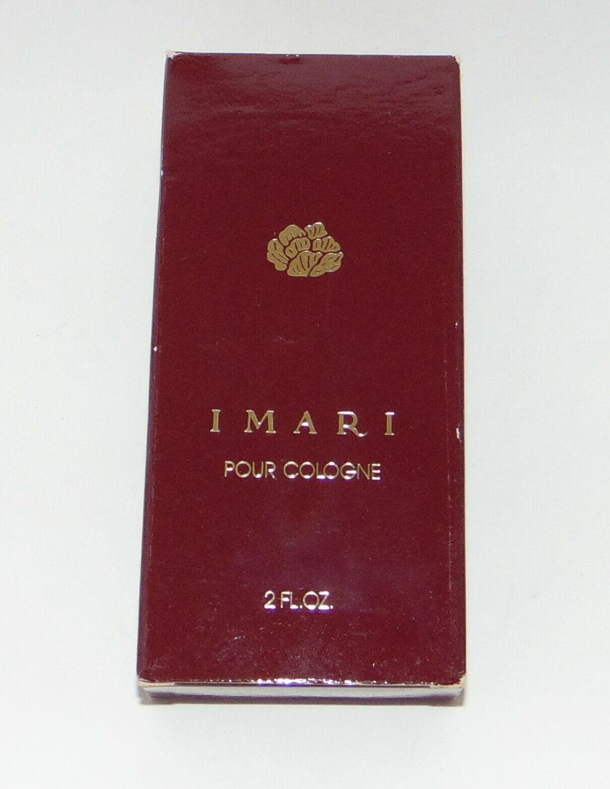 Vintage AVON Imari Cologne 2 oz in Original BOX 1987 NOS