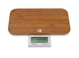 Electronic Bamboo Kitchen Scale - $34.95