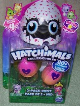 Hatchimals Colleggtibles Season 4 Hatch Bright Mystery 2-Pack with Nest New - $7.88