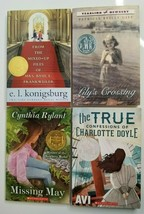 Lot of 4 NEWBERY Medal Honor Children Books: Missing May Frankweiler Lil... - $7.99
