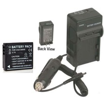 Battery + Charger For Samsung IA-BH125C IABH125C HMX-R10 - $23.35