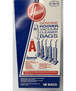 Hoover Type A Upright Vacuum Replacement Bags, Package of 9 - $9.90