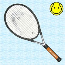 New Head Ti.S6 4-1/4 Grip - STRUNG with Vibration Dampener Tennis Racquet - $160.00