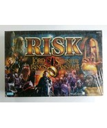 Lord of the Rings LOTR Risk Trilogy Edition 2003 Canadian Version Brand ... - $148.38