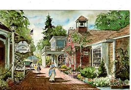 Milleridge Inn.  -Two postcard 1980's - $1.95