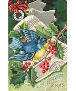 A Merry Xmas Post Card - $5.00
